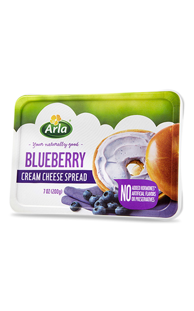 Blueberry Cream Cheese