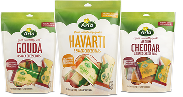 Arla Snack Cheese